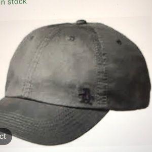Original Penguin Grey Twill Baseball Cap NWOT